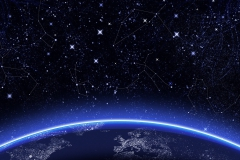 Abstract-Stars-Wallpaper-Curve-Globe-Image-Widescreen-Picture