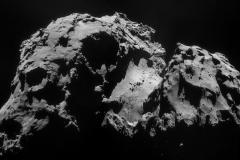 Rosetta_NAVCAM_comet_67P_20140924_mosaic